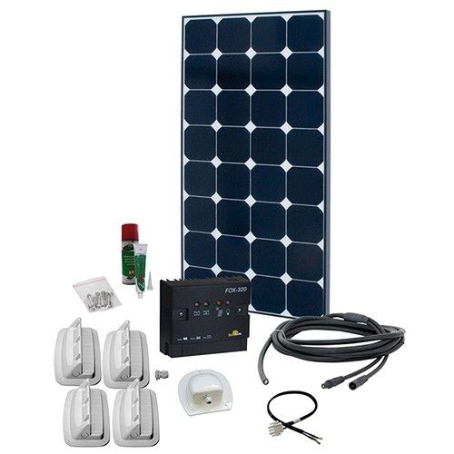 Phaesun SPR Kit solar para caravana Peak Two 3.0