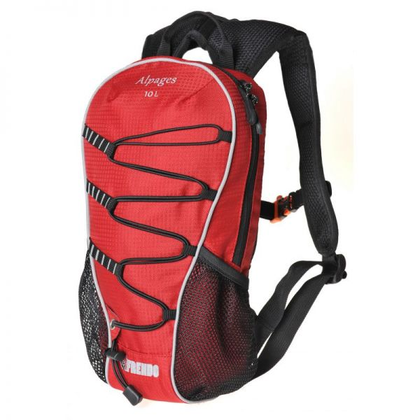 Frendo Rucksack Alpages 6 Rot